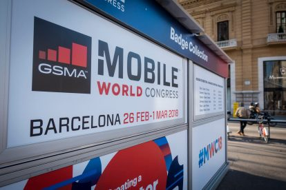 What's Happening at the Mobile World Congress, Barcelona 2018