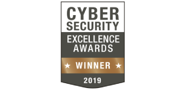 2019 Cybersecurity Excellence Award