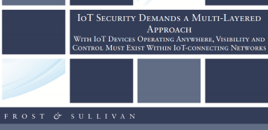 IoT Security Demands a Multi-Layered Approach