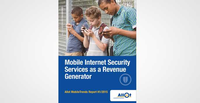 Mobile Internet Security Services as a Revenue Generator