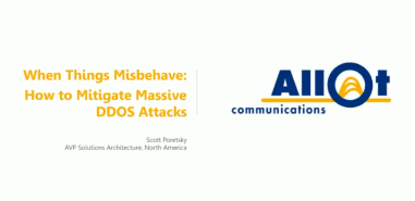 When Things Misbehave: How to Mitigate Massive DDoS Attacks