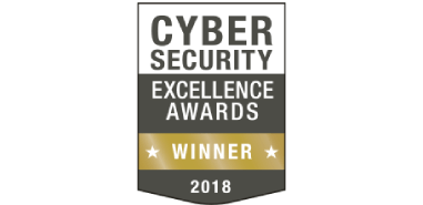 2018 Cybersecurity Excellence Award