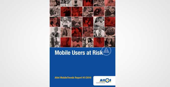 Mobile users at risk